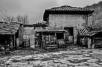En ruine au Pays Basque.