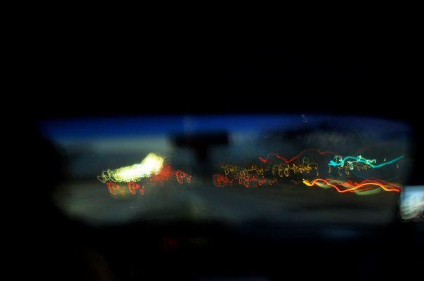 En traversant la nuit