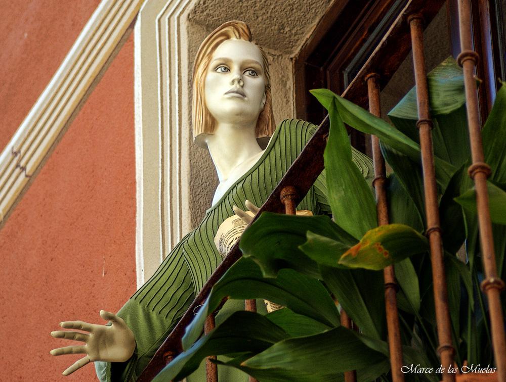 ...en un balcón de Toledo 2...