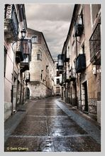 En una calle castellana