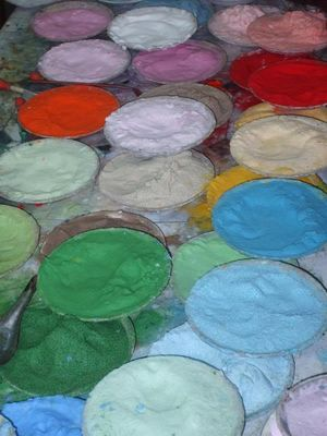 enamel powder
