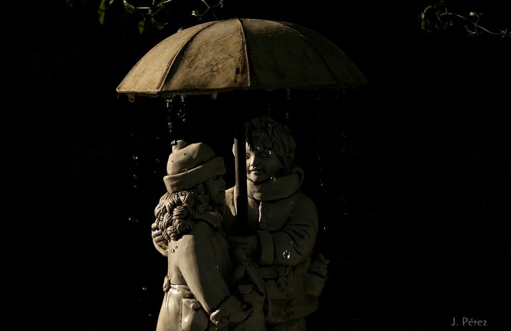 Enamorados de piedra