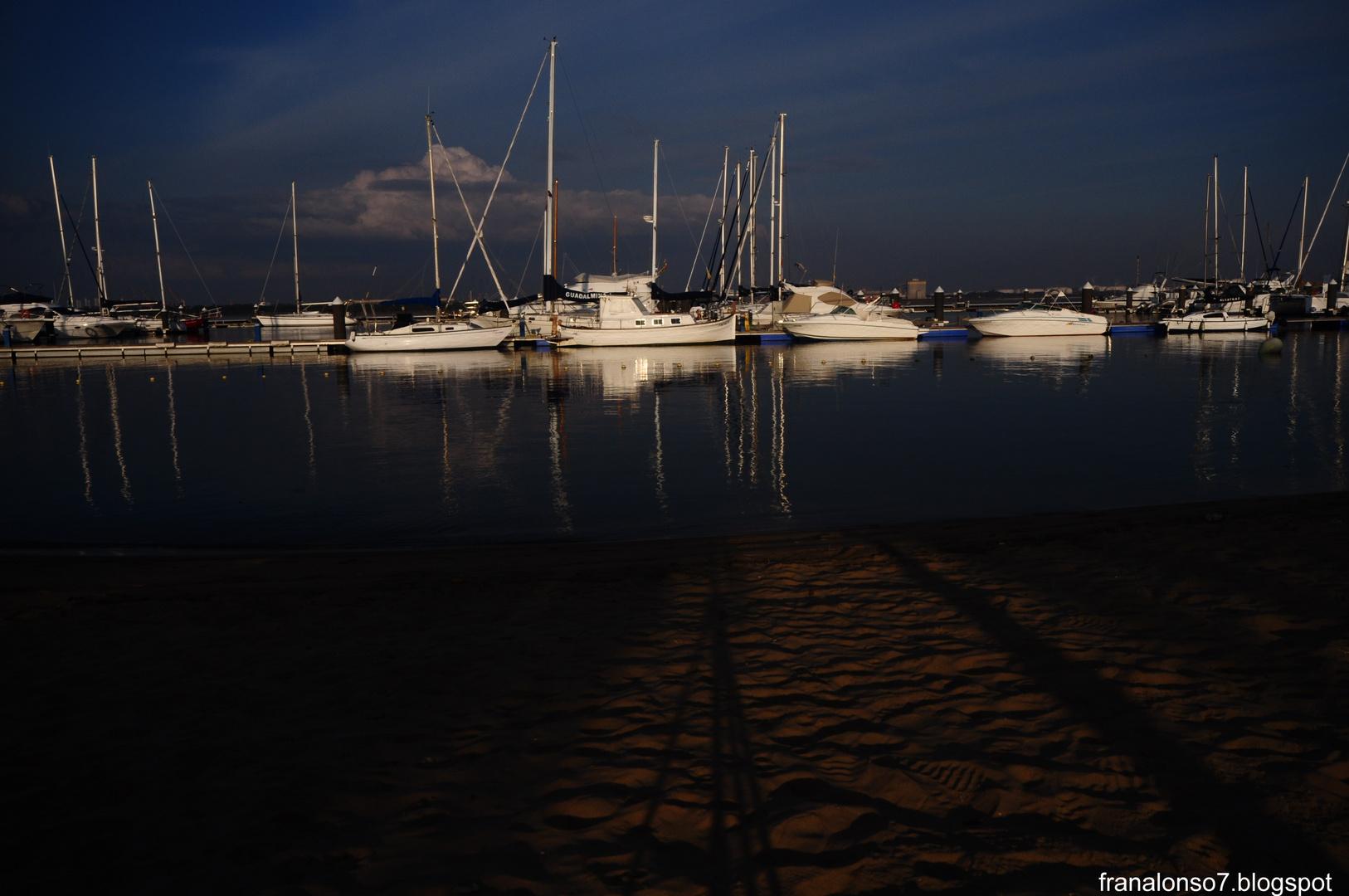 Enbarcadero...Punta Umbria