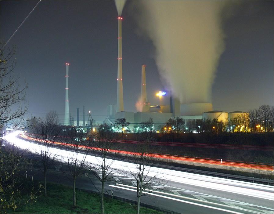 EnBW Kohlekraftwerk Altbach