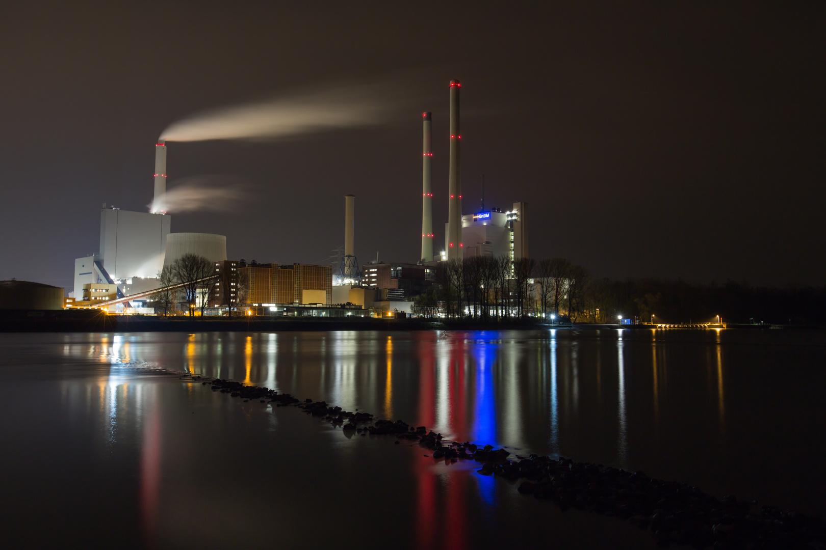 EnBw Kraftwerk Maxau