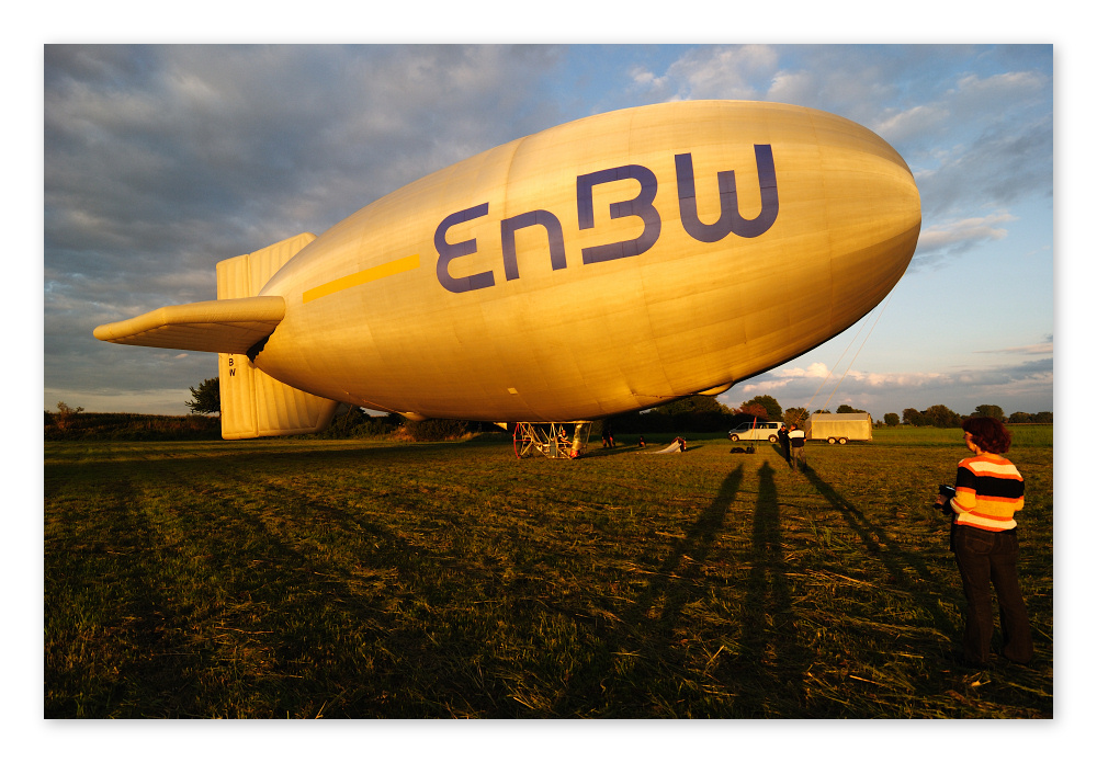 EnBW Luftschiff