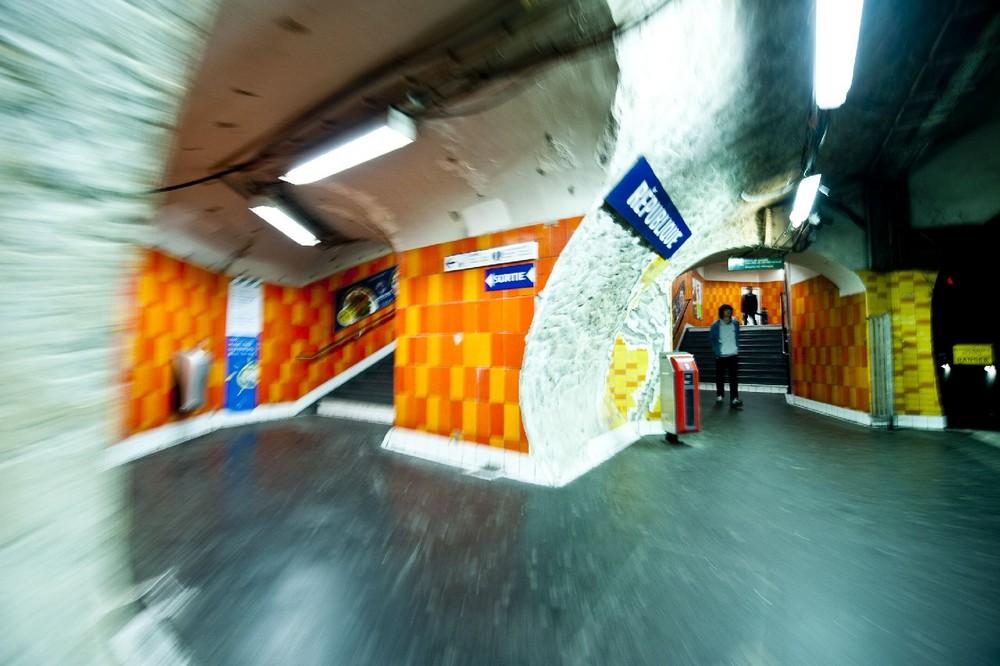encore le métro