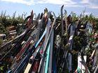 End of season - Ski im Sommer