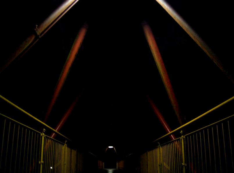 end of the line [ light and structures ]