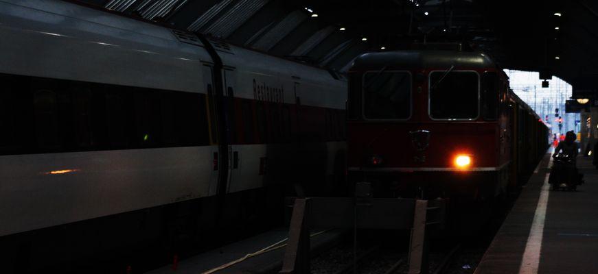 Endbahnhof Zürich 1