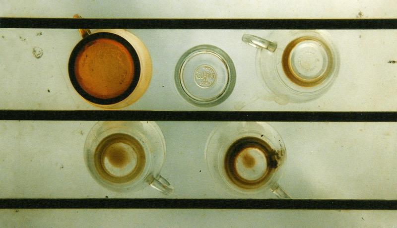 Ende der Kaffeepause