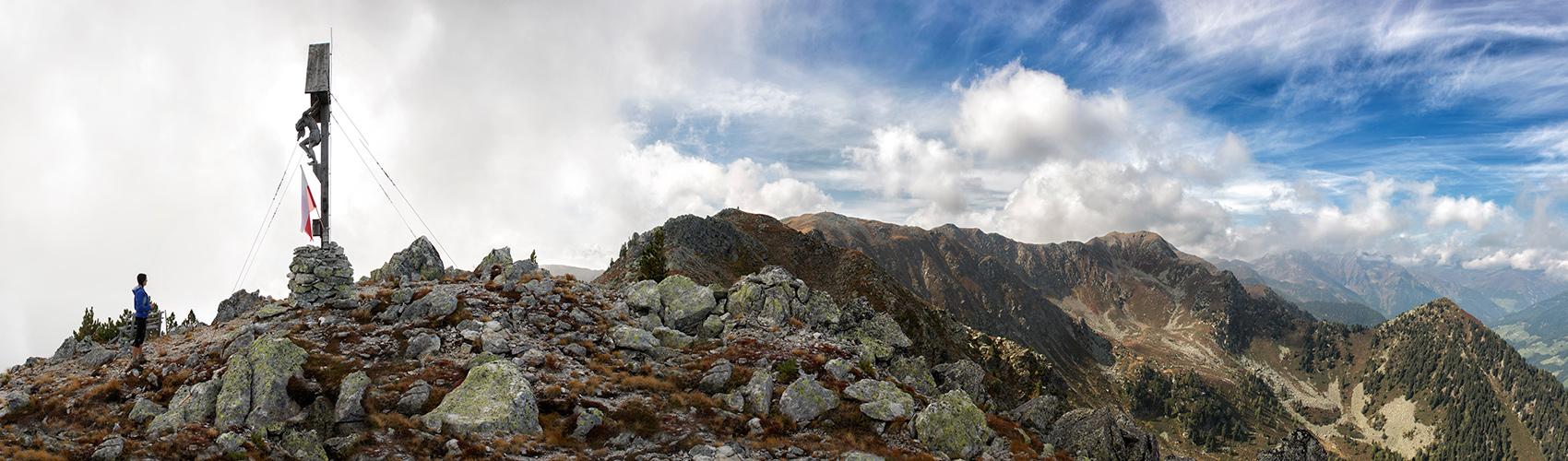... Ende September - Südtirol ...