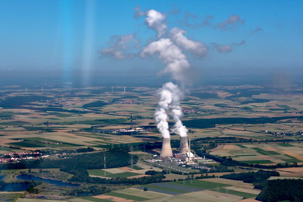Endlich entdeckt: Der Atomausstiegsgeist