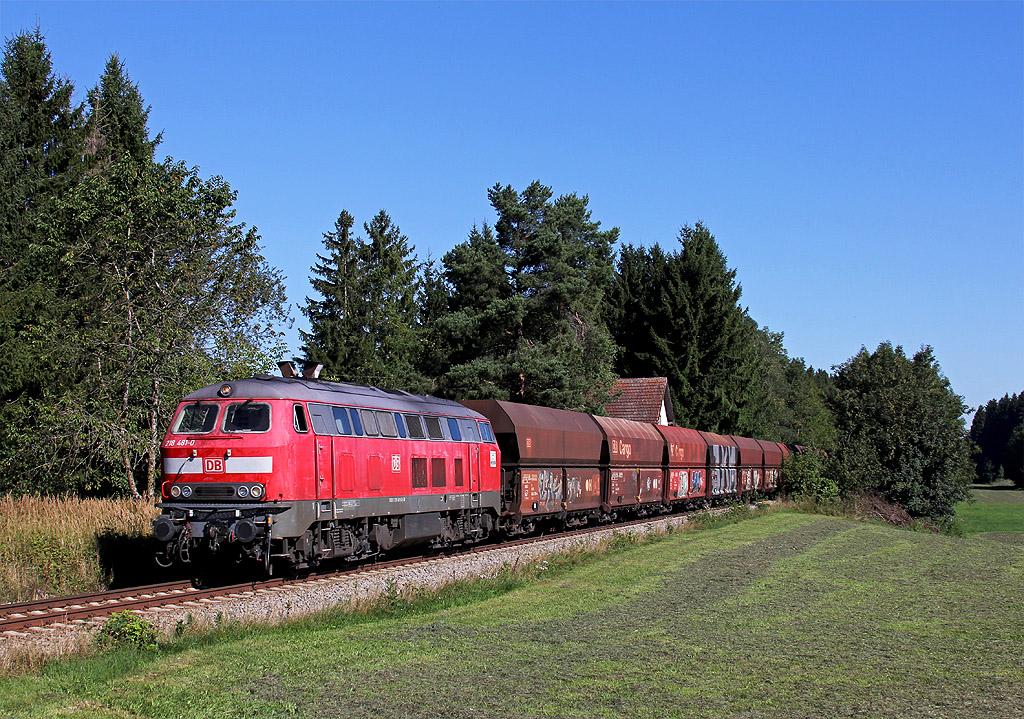 Endlich mal wieder ne V160 am Roßberger!