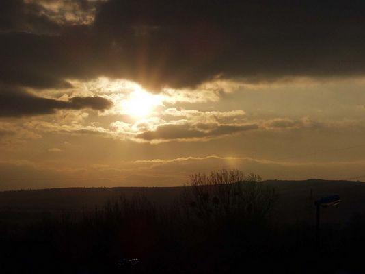 endlich Sonne