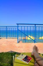 Endlich Urlaub...