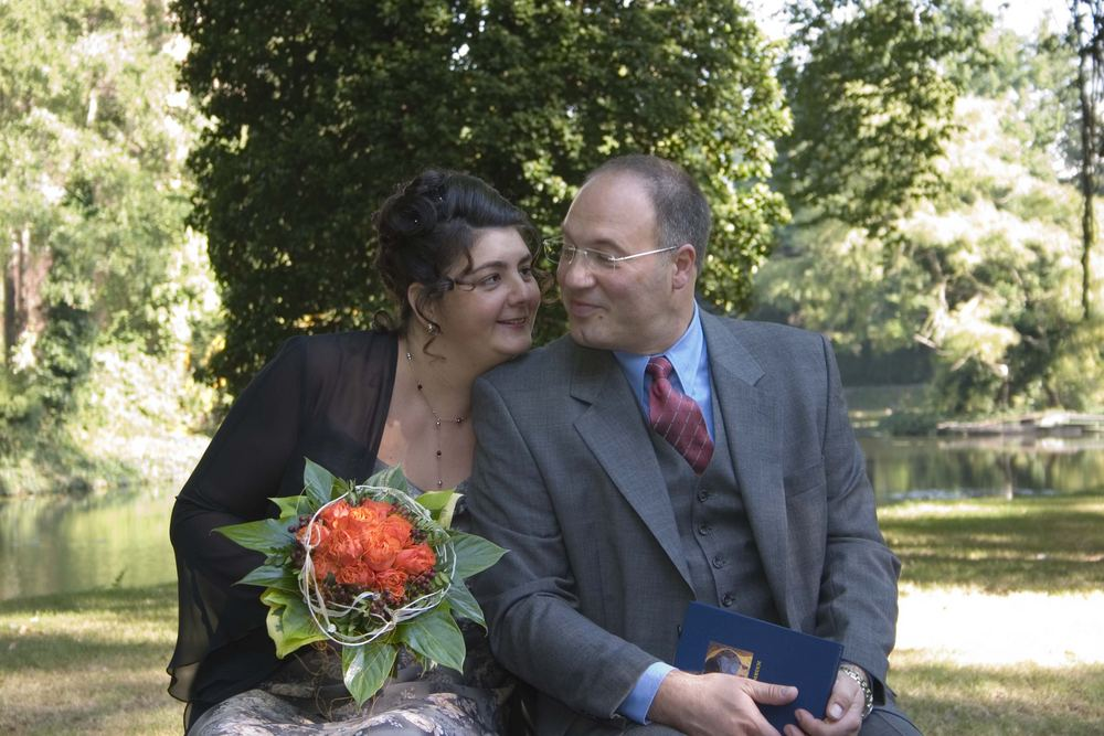 Endlich verheiratet
