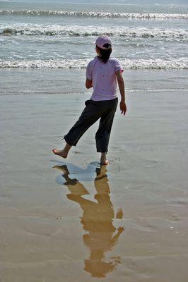 endlich wieder am Meer!