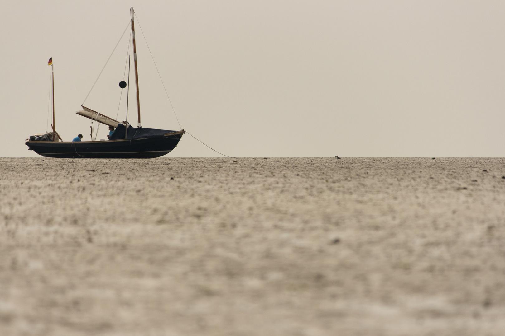 Endlich wieder wat(t) segeln gehen...