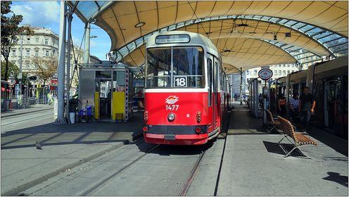 Straßenbahn - Haltestellen