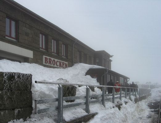 Endstation Brocken