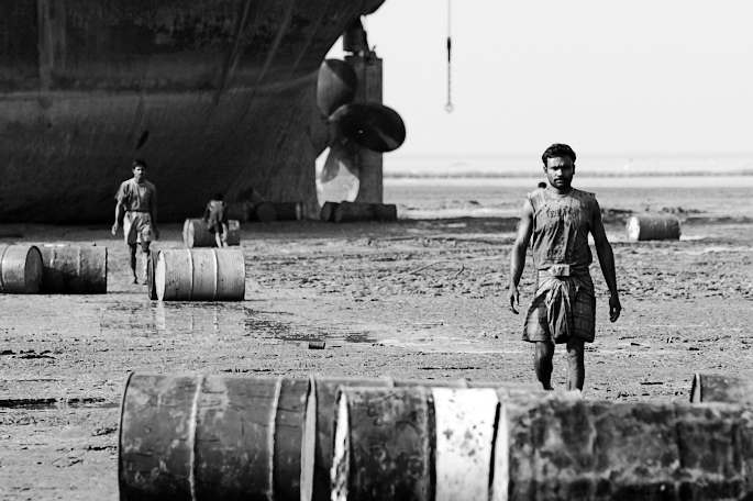 Endstation: Shipbreaking in Chittagong #5