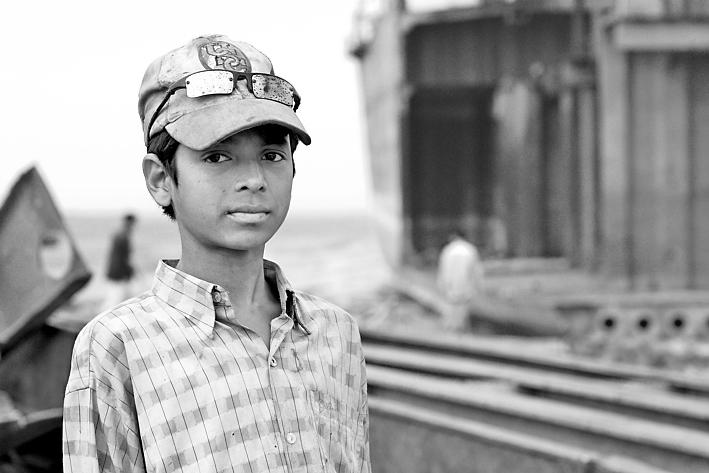 Endstation: Shipbreaking in Chittagong #8