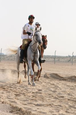 Endurance riders