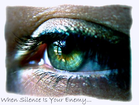 Enemy of silence