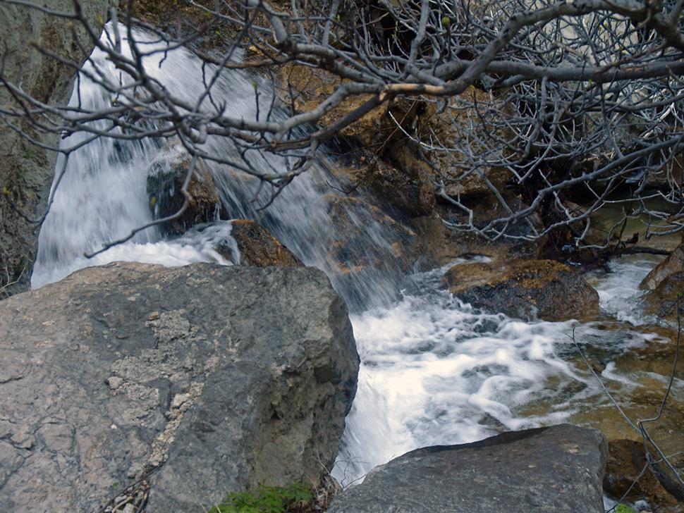 Energie de l'eau II ... Die Energie des Wassers II