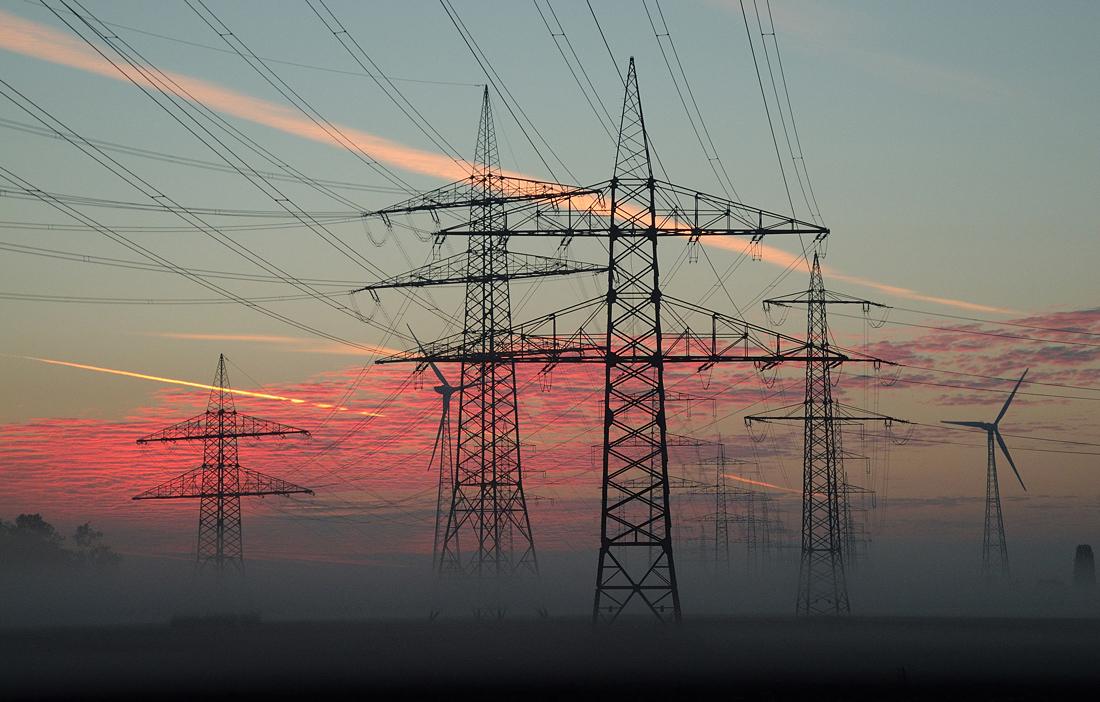 Energieflüsse
