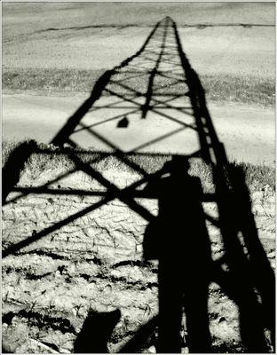 Energischer Schatten
