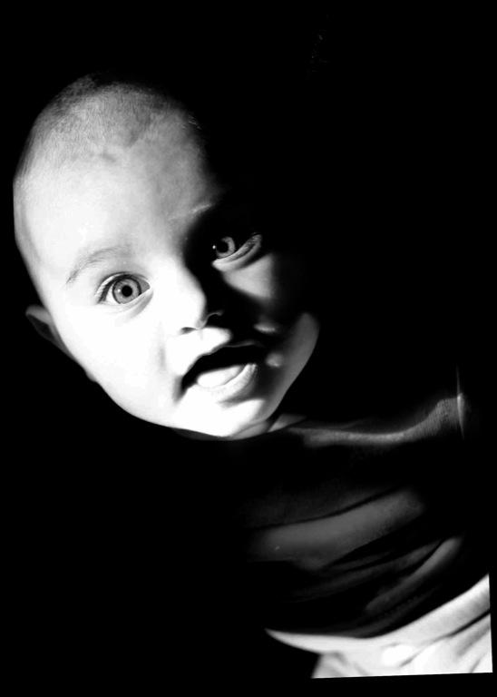 Enfant de l'ombre