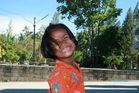 Enfant de Thailande