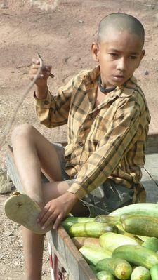 Enfant du Monde ( Inde )