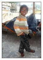 enfant GANGTOK Sikkim 04/2010
