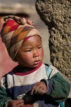 Enfant Tibétain.