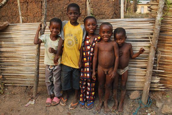 Enfants d'un autre monde... Togo 2009