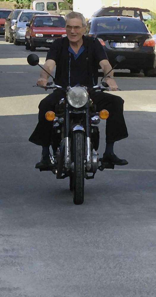 Enfield Rider