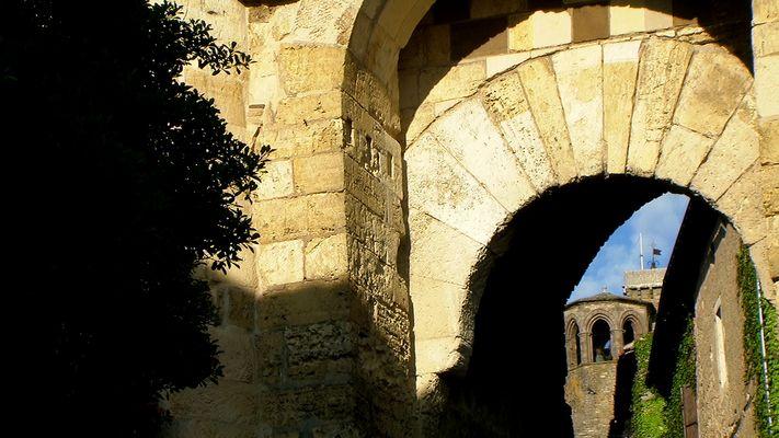 Enfilade à la porte des Ormeaux