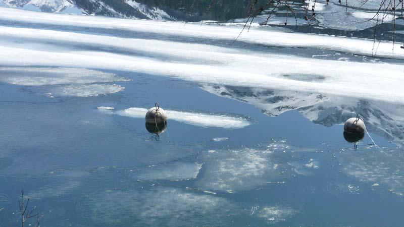 Engadina: aspettando il vento - Maggio 2009