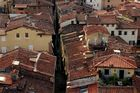 Enge Gasse in Lucca