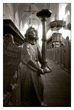 Engel am Grabmal der Herzogin Anna von Brandenburg