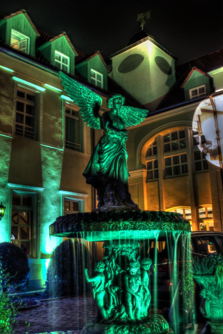 Engel an der Engelsburg Recklinghausen
