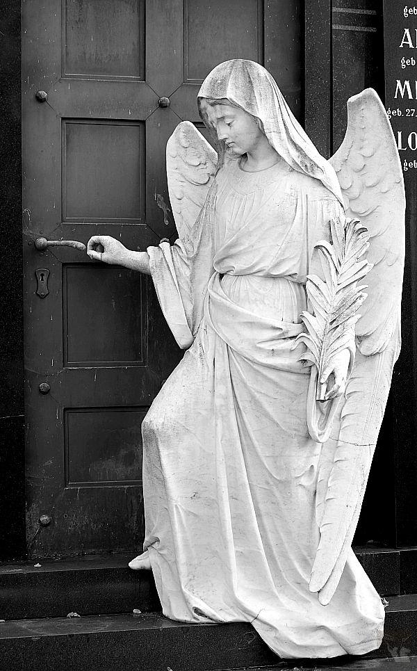 Engel an der Himmelstür