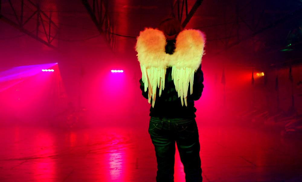 Engel auf Abwegen