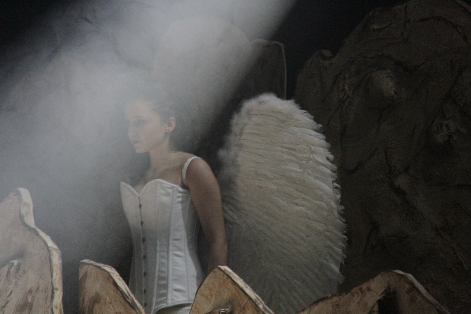 Engel aus dem Musical die 10 Gebote (Baesweiler)