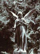 Engel (Bronze Engel Mystik Friedhof Trauer)