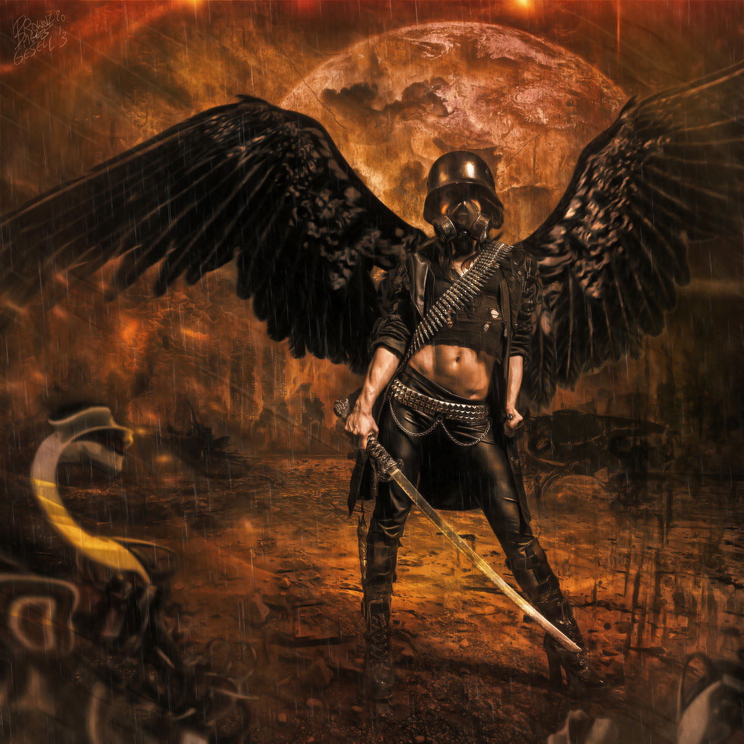 Engel der Apokalypse