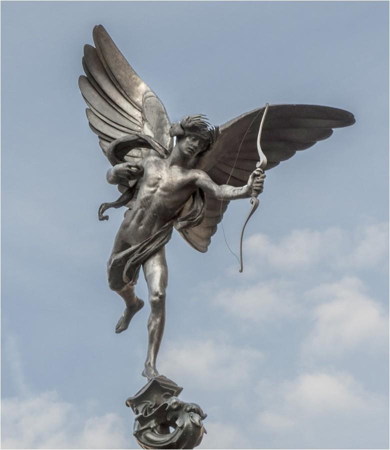 Engel der Barmherzigkeit ...